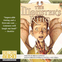 The Monster's Ring - Bruce Coville