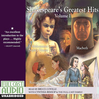 Shakespeare's Greatest Hits, Vol. 1 - Bruce Coville
