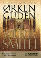 Ørkenguden - Wilbur Smith