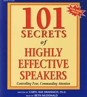 101 Secrets of Highly Effective Speakers - Caryl Rae Krannich (Ph.D.)