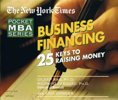 Business Financing - Dileep Rao (Ph.D.), Richard Cardozo (Ph.D.)