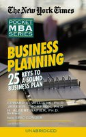 Business Planning - James Thompson,Edward Williams,H. Alpert Napier