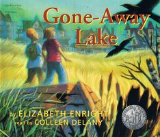 Gone-Away Lake - Elizabeth Enright