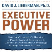 Executive Power - David J. Lieberman