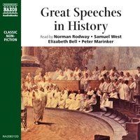 Great Speeches in History - Naxos Audiobooks