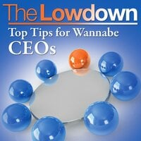 The Lowdown: Top Tips for Wannabe CEO's. - Richard Charkin,R Pettinger