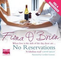 No Reservations - Fiona O'Brien