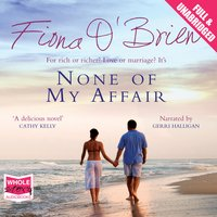 None of My Affair - Fiona O'Brien