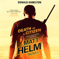 Death of a Citizen - Donald Hamilton