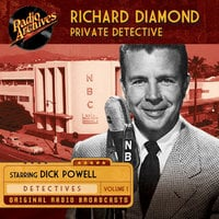 Richard Diamond, Private Detective, Vol. 1 - Hollywood 360