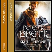 The Skull Throne - Peter V. Brett