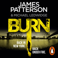 Burn - James Patterson