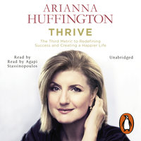 Thrive - Arianna Huffington