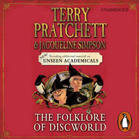 The Folklore of Discworld - Terry Pratchett,Jacqueline Simpson