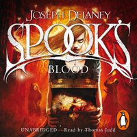 The Spook's Blood - Joseph Delaney