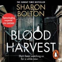 Blood Harvest - Sharon Bolton