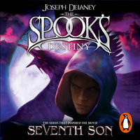 The Spook's Destiny - Joseph Delaney