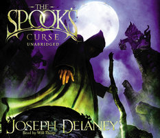 The Spook's Curse - Joseph Delaney