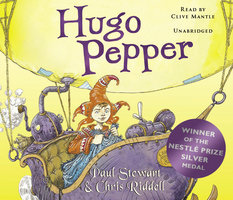Hugo Pepper - Paul Stewart,Chris Riddell
