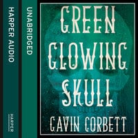 Green Glowing Skull - Gavin Corbett