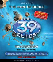 The 39 Clues - The Maze of Bones - Rick Riordan