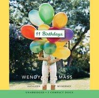 11 Birthdays - Wendy Mass