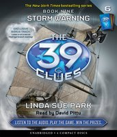 The 39 Clues - Storm Warning - Linda Sue Park