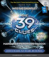 The 39 Clues - Into the Gauntlet - Margaret Peterson Haddix