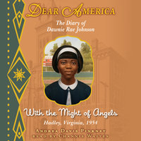 Dear America - With the Might of Angels - Andrea Davis Pinkney