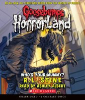 Who's Your Mummy? - R.L. Stine