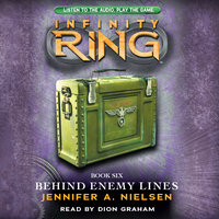 Behind Enemy Lines - Jennifer A. Nielsen