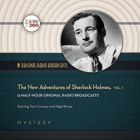The New Adventures of Sherlock Holmes, Vol. 1 - Hollywood 360
