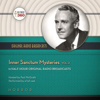 Inner Sanctum Mysteries, Vol. 2 - Hollywood 360,CBS Radio