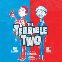 The Terrible Two - Jory John, Mac Barnett