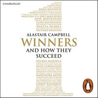 Winners: And How They Succeed - Alastair Campbell