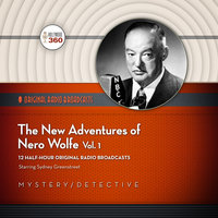 The New Adventures of Nero Wolfe, Vol. 1 - Hollywood 360