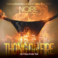 Thong on Fire - Noire