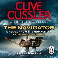 The Navigator - Clive Cussler,Paul Kemprecos