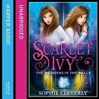 The Whispers in the Walls - Sophie Cleverly
