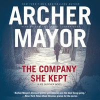 The Company She Kept - Archer Mayor
