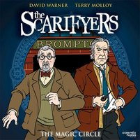 The Scarifyers: The Magic Circle - Simon Barnard,Paul Morris