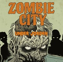 Zombie city 3: Under jorden - Benni Bødker
