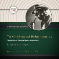 The New Adventures of Sherlock Holmes, Vol. 2 - Hollywood 360