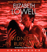 Midnight in Ruby Bayou - Elizabeth Lowell