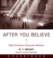 After You Believe - N.T. Wright