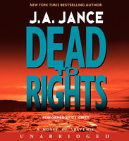 Dead to Rights - J.A. Jance