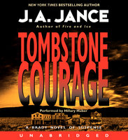 Tombstone Courage - J.A. Jance