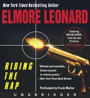 Riding the Rap - Elmore Leonard