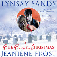 The Bite Before Christmas - Jeaniene Frost,Lynsay Sands