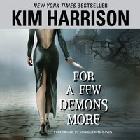For a Few Demons More - Kim Harrison